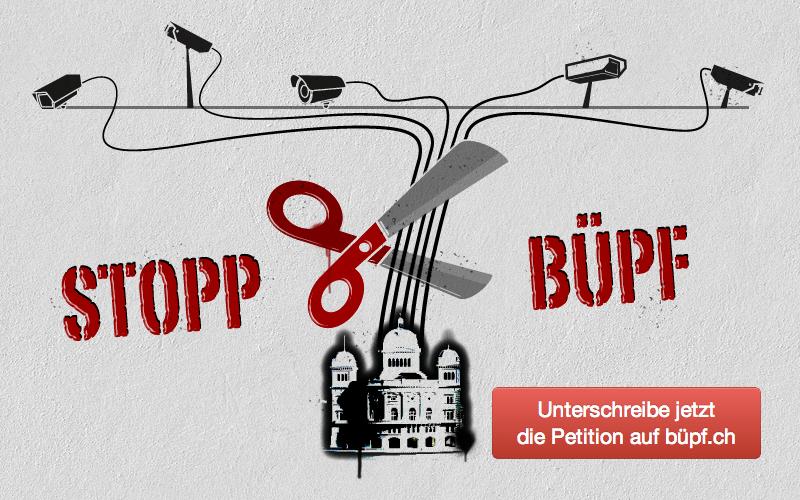 Büpfrevision: www.büpf.ch